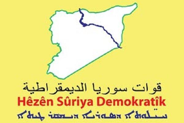 عقب نشینی نیروهای قسد مورد حمایت آمریکا از مرز سوریه با ترکیه