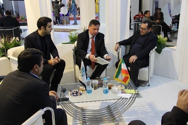 دیدار سفیر بلغارستان با مدیرعامل صندوق احیاء