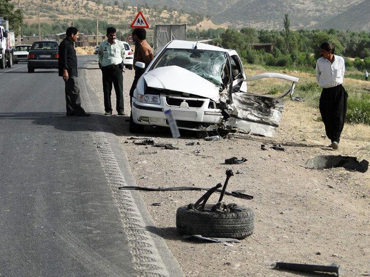 شناسایی 68 نقطه حادثه خیز در جاده های ایلام