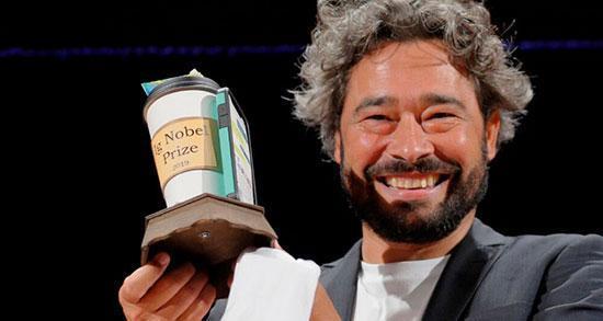 جایزه شوخی با نوبل (Ig Nobel) به یک ایرانی رسید