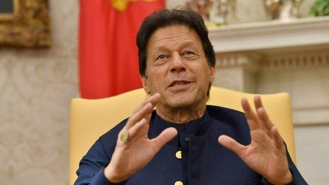 نخست وزیر پاکستان خواستار ازسرگیری مذاکرات صلح افغانستان