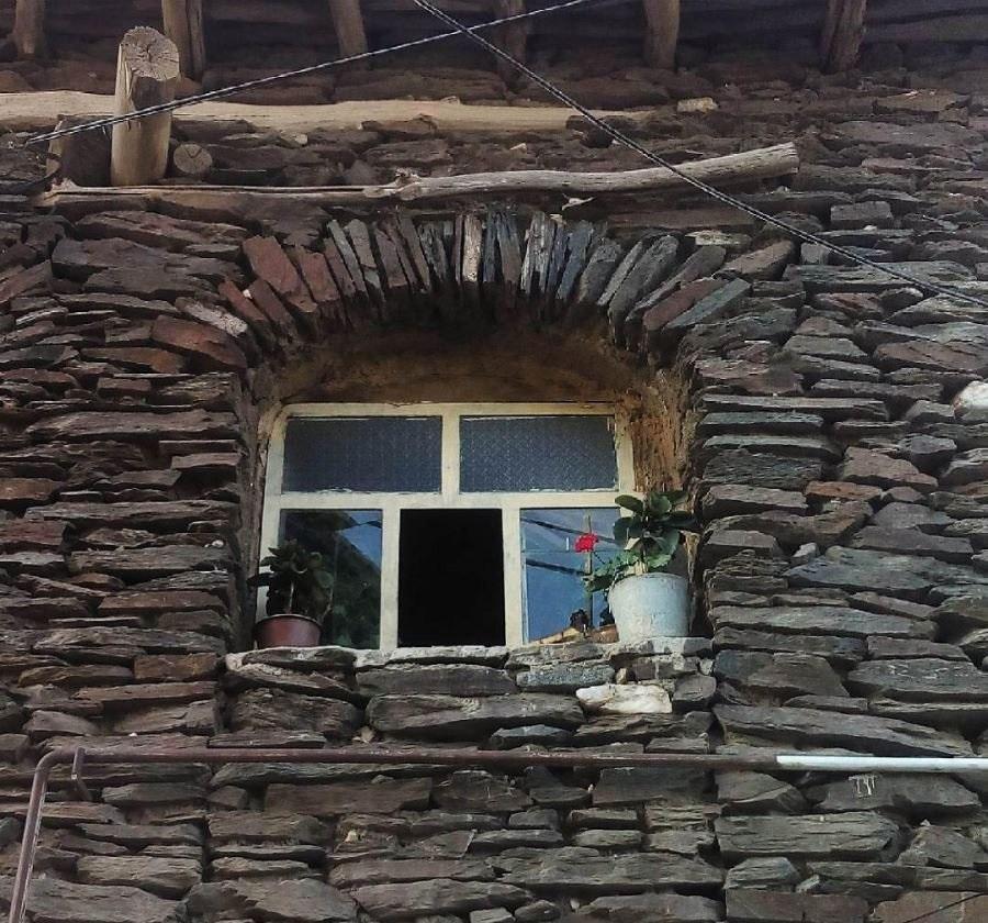 روستایی در ایران که شما را یاد دوران رنسانس می اندازد