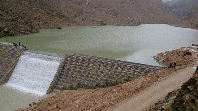یک میلیارد تومان پروژه آبخیزداری در زیرکوه اجرایی شد