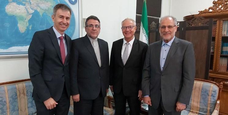 آمادگی ایران برای امضای موافقتنامه همکاریهای کنسولی و اسناد پایه قضایی با سوئیس