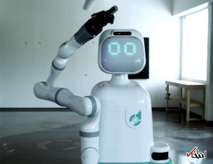 ربات پرستار رسما وارد بیمارستان ها می گردد