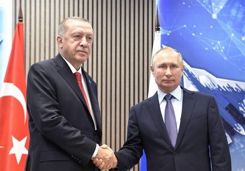 پوتین و اردوغان هفته آینده دیدار می نمایند