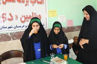 شروع اجرای طرح مکمل کمک در مدارس کرمانشاه