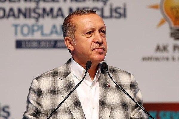 اردوغان پیگرد محافظان خود در آمریکا را رسوایی توصیف کرد