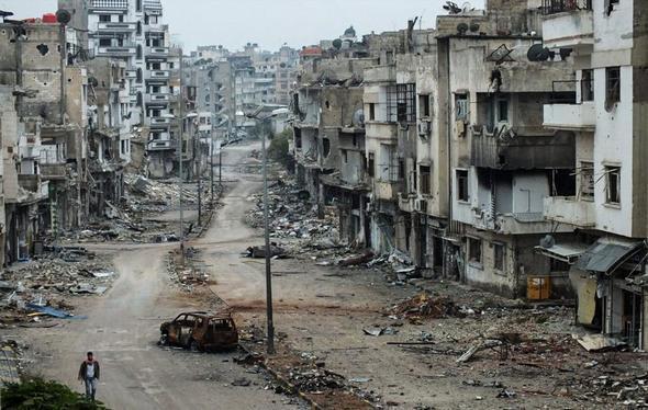 درخواست روسیه از آمریکا برای انتها دادن به اشغال جنوب سوریه