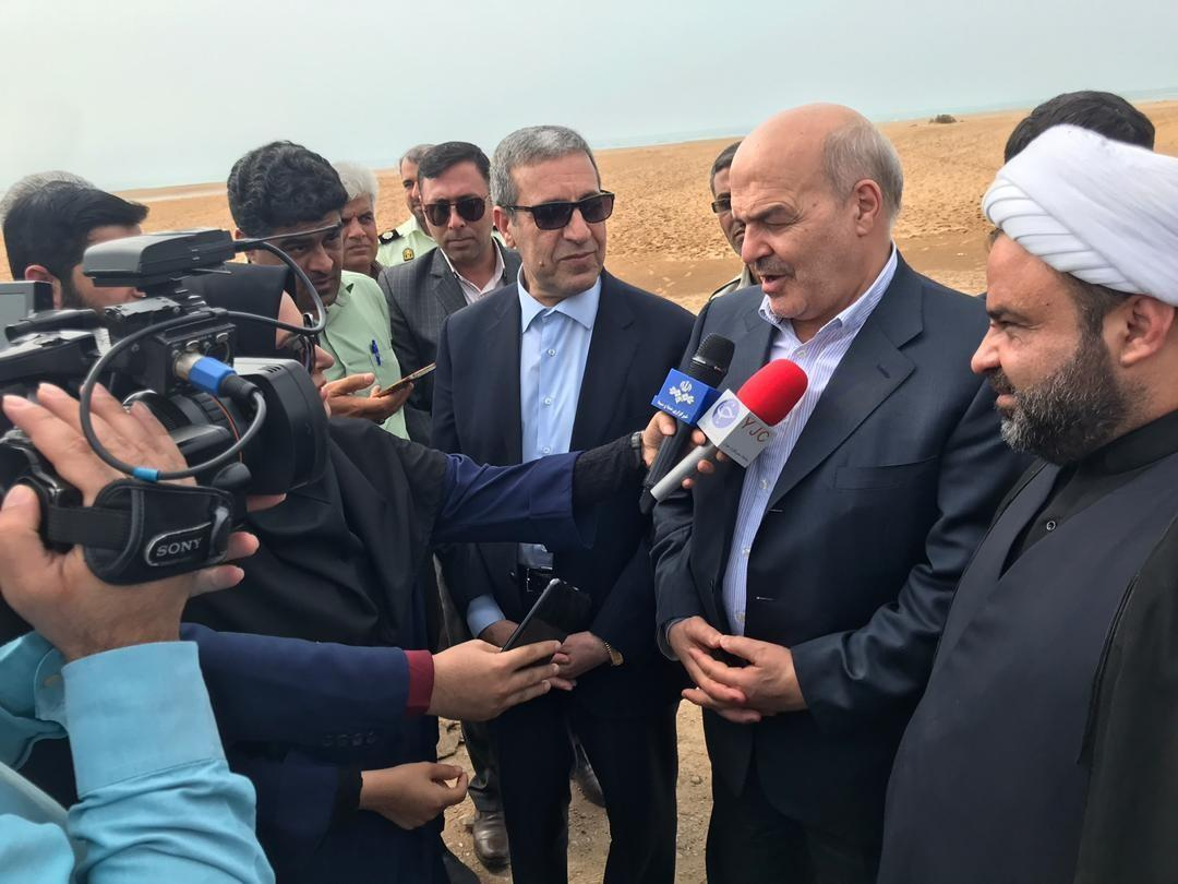 از تکرار تجربه تلخ عسلویه در شمال بوشهر جلوگیری شد
