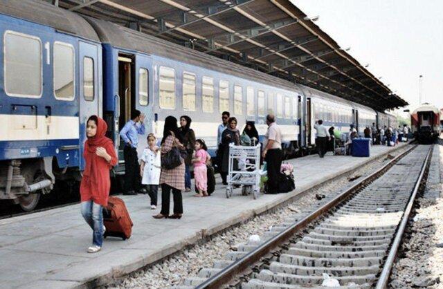 عرضه بلیت قطارهای آبان و آذر از دوشنبه