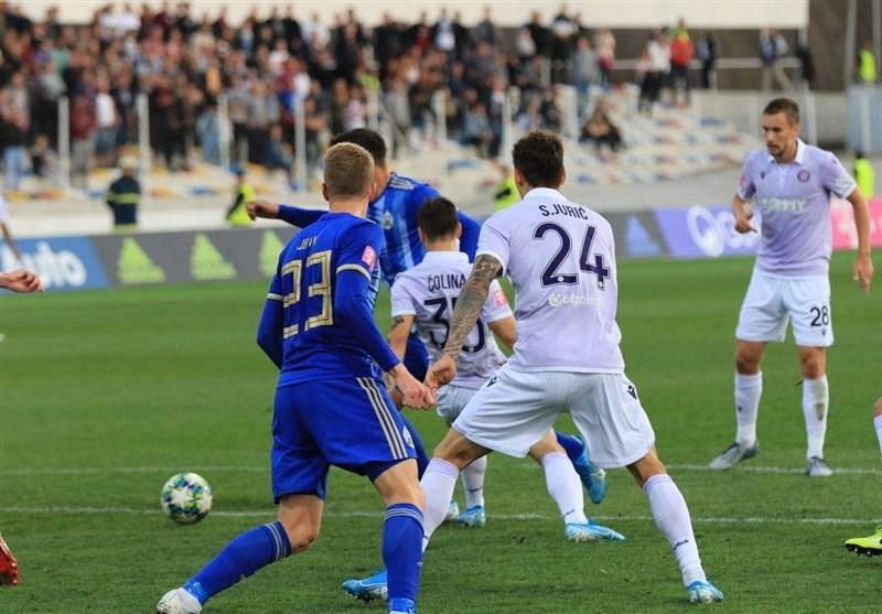 جام حذفی کرواسی، لوکوموتیو در حضور محرمی صعود کرد