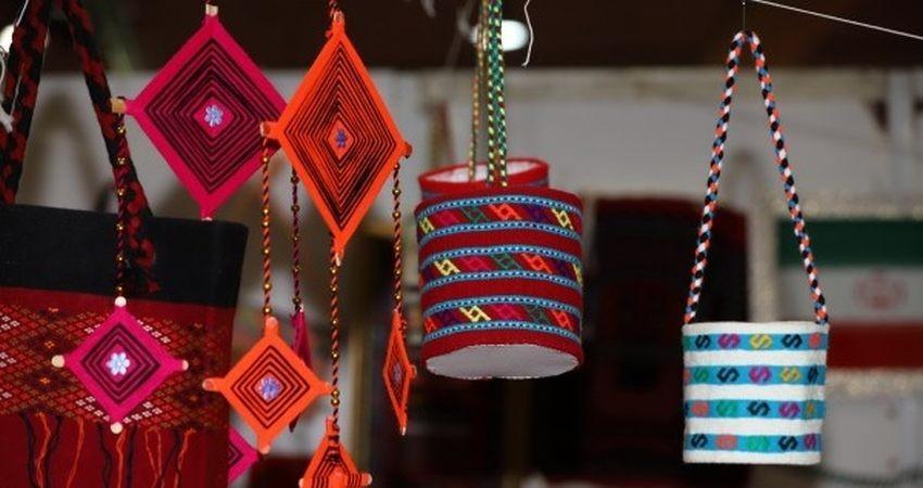 اختصاص 213 غرفه به صنایع دستی و سوغات در جشنواره اقوام گلستان