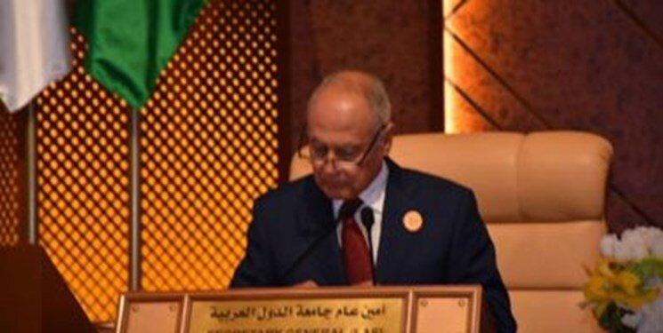 بیانیه اتحادیه عرب در واکنش به تحولات عراق