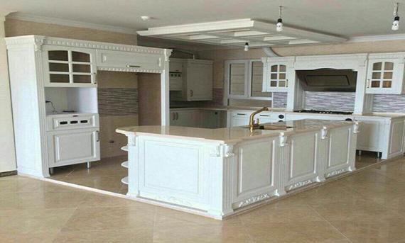 انتخاب کابینت در طراحی دکوراسیون آشپزخانه