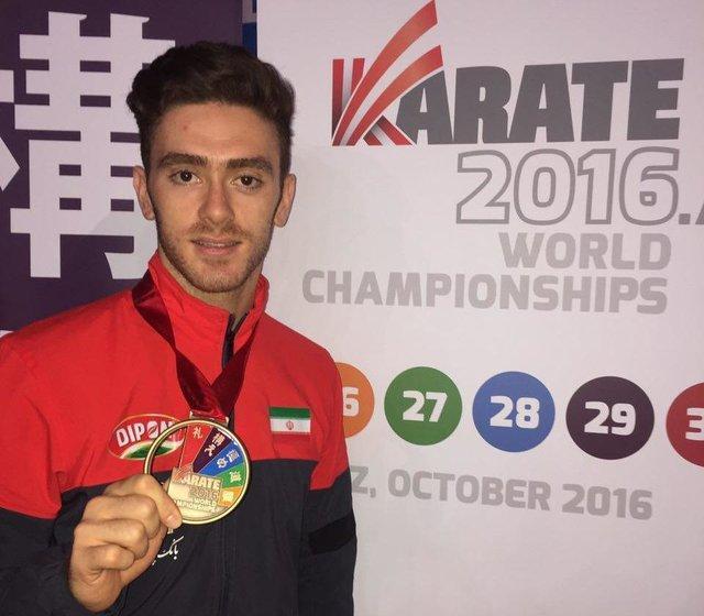 ملی پوش کاراته: دوران کودکی بهترین زمان برای قهرمان پروری است