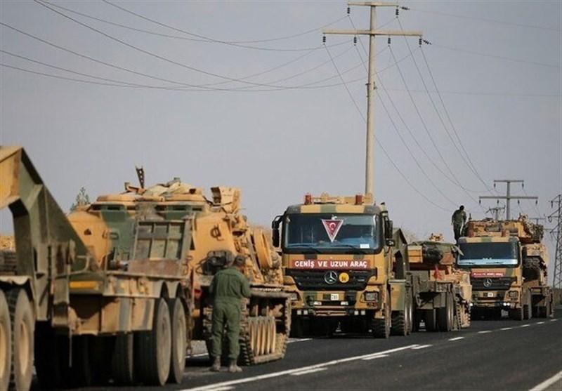ارتش ترکیه ایست های بازرسی جدید در سوریه احداث می نماید