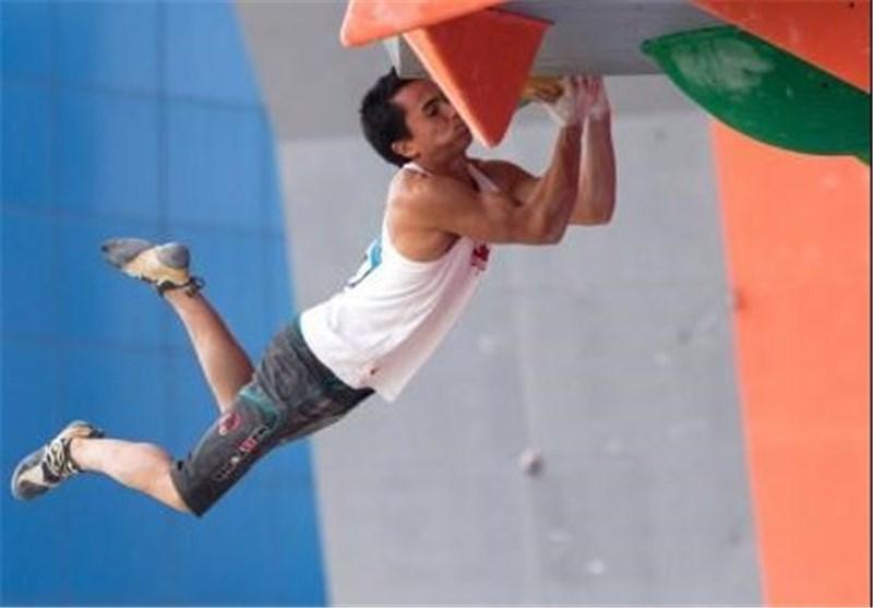 چین میزبان مسابقات سنگ نوردی قهرمانی بزرگسالان آسیا شد