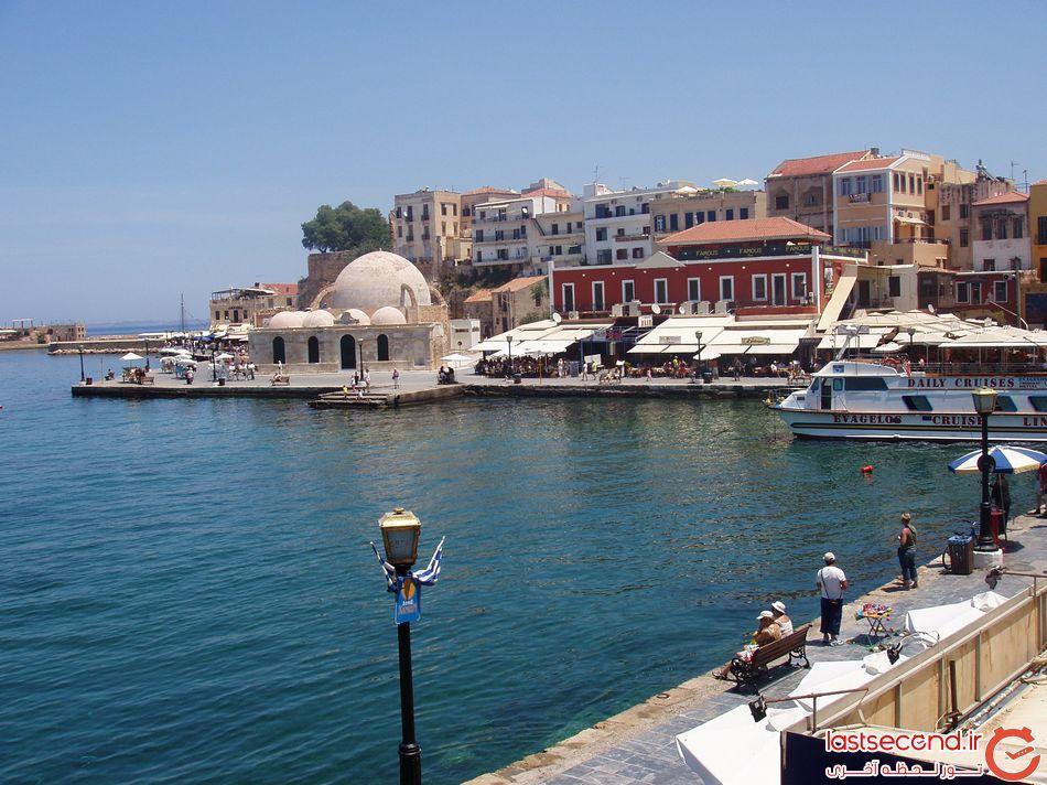 جزیره کرت ،یونان