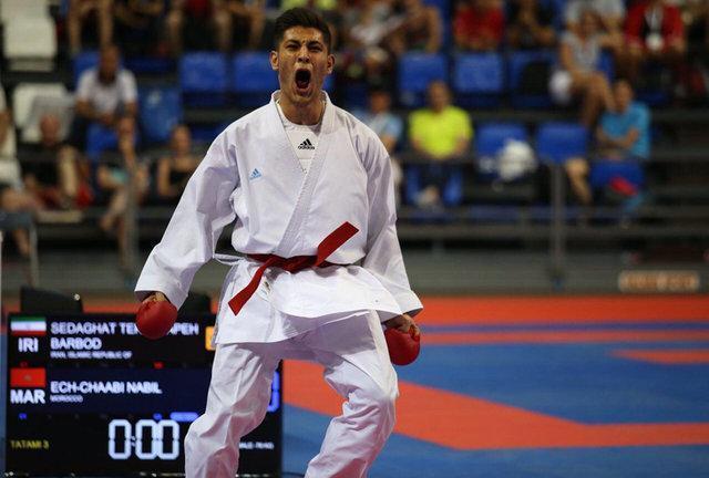 ایران با دو پله صعود در جمع پنج تیم برتر کاراته دنیا نهاده شد