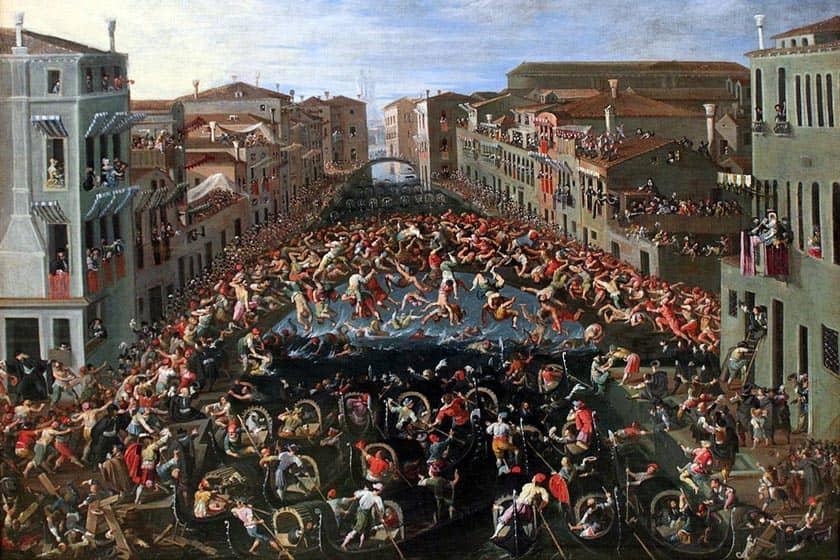 ونیز: شهری با تاریخی پر زد و خورد