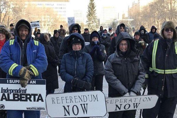 استقلال طلبی به بحران داخلی کانادا تبدیل می گردد؟