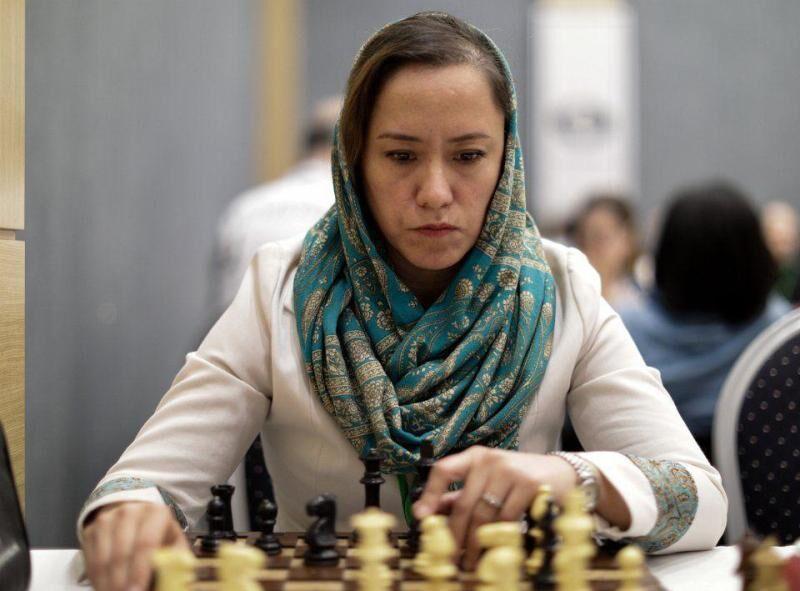 پیروزی شطرنج باز نابینای ایران در ترکیب تیم منتخب آسیا