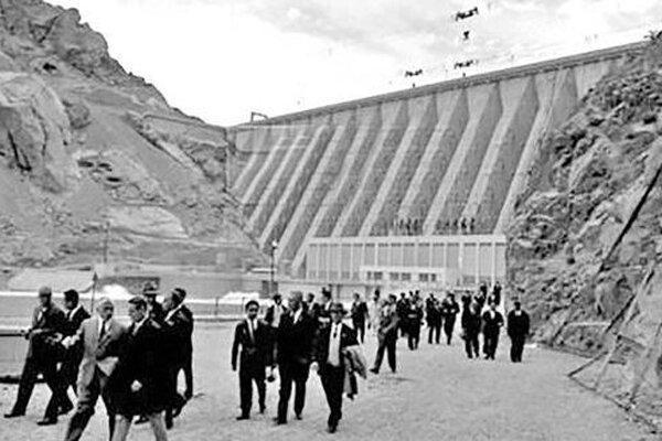 اولین سد ثبت شده ملی در گیلان