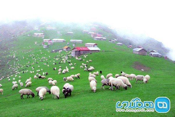 جاذبه های گردشگری گیلان ، زیبایی بی همتای استان های ایران