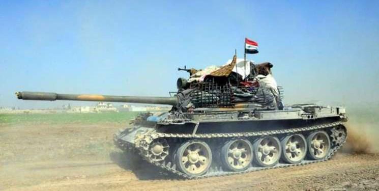 گزارش های خبری؛ ارتش سوریه خود را برای عملیاتی در استان ادلب آماده می نماید