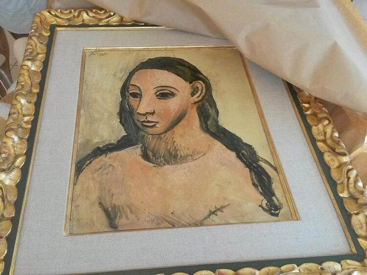 18 ماه زندان و 58 میلیون دلار جریمه برای میلیاردر اسپانیایی ، قاچاق تابلوی 116 ساله پیکاسو