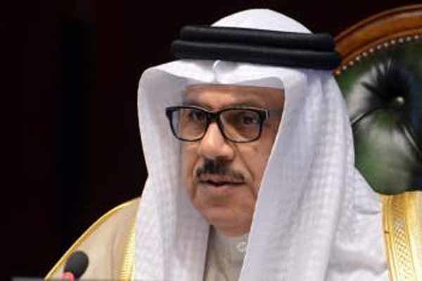معین عبداللطیف الزیانی به عنوان وزیر خارجه بحرین