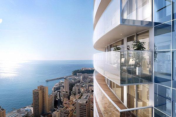 گران ترین آپارتمان های 120 متری دنیا