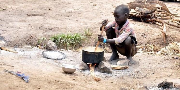 یونیسف: 3 میلیون نیجری احتیاج به یاری های فوری بشردوستانه دارند
