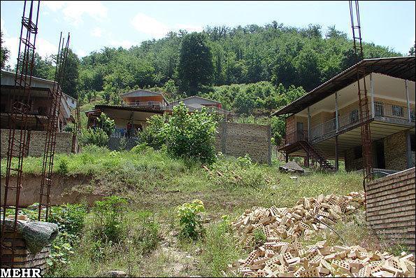 مجوزی برای ساخت هتل در جنگل فندقلو صادر نمی گردد