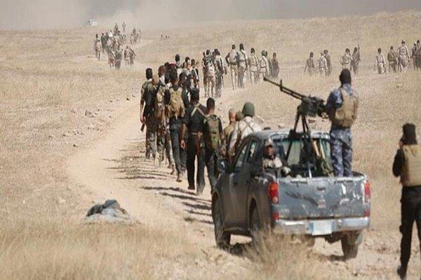 حشد شعبی یورش تکفیری های داعش به دیالی را ناکام گذاشت