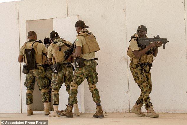 برگزاری رزمایشی با حضور نظامیان 34 کشور در آفریقا