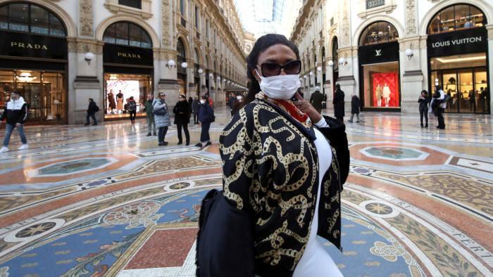 ایتالیا: سونامی بیماران ممکن است نظام بیمارستانی را از کار بیندازد