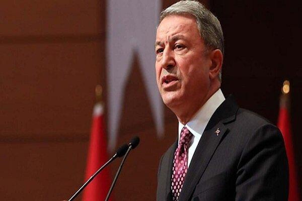 ترکیه: فقط نظام سوریه را هدف قرار می دهیم
