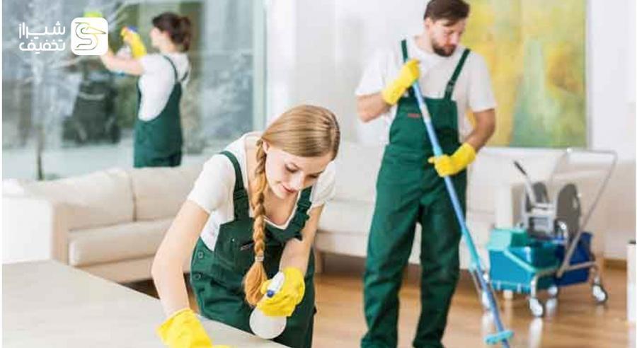 از یک نظافتچی منزل چه انتظاراتی باید داشت؟