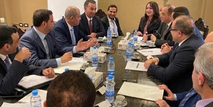 تمجید وزیر صنعت اردن از سفرش به دمشق