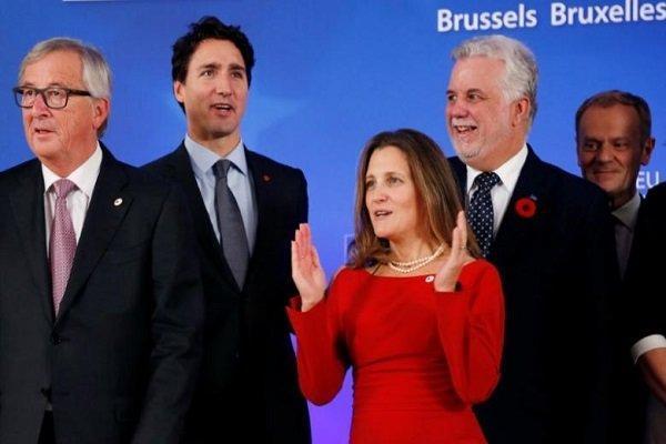 پیمان تجارت آزاد با اروپا یک گام به اجرا نزدیک شد