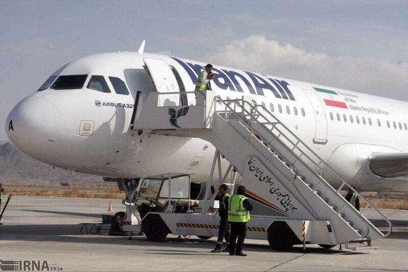 خبرنگاران پروازهای داخلی فرودگاه اصفهان 67.5 درصد کاهش یافت