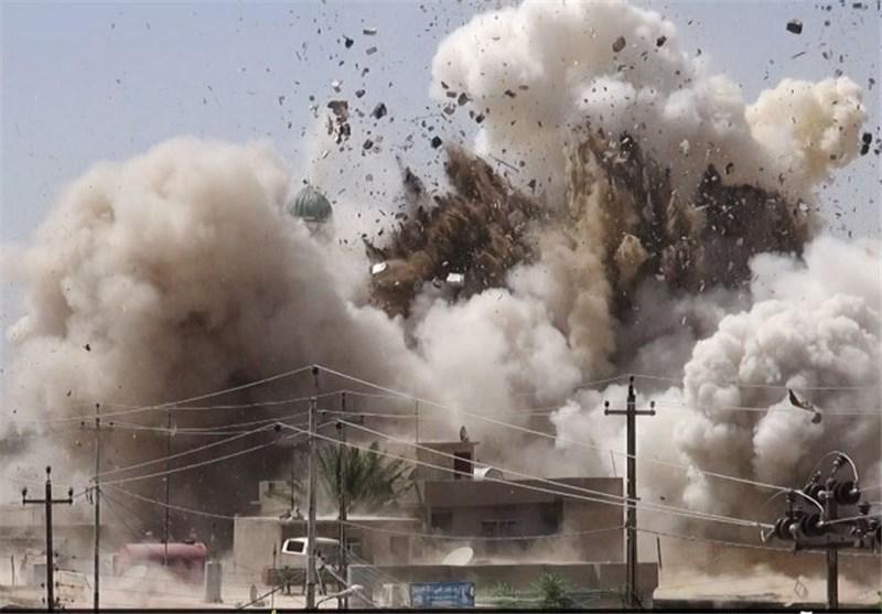 انهدام 100 منزل مسکونی دیگر در عراق به دست تروریست های تکفیری بعثی