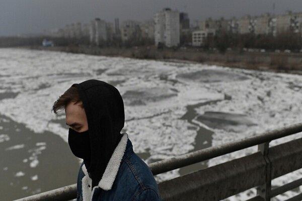 ابتلای 1175 مورد جدید کرونا و 5 فوتی در روسیه