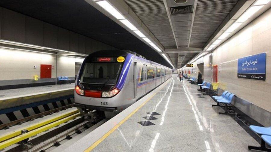 منبع اقتصادی جدید برای توسعه خطوط مترو پایتخت فراهم شد