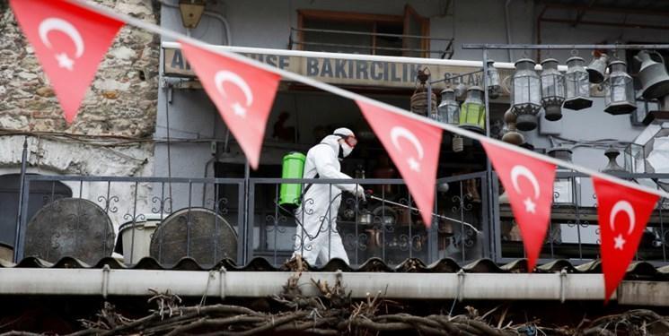 کرونا ، شمار مبتلایان در ترکیه از مرز 100 هزار نفر گذشت