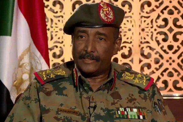 رایزنی البرهان با پمپئو درباره حذف سودان از لیست سیاه آمریکا
