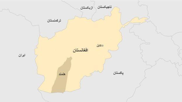 طالبان به یک مرکز نظامی در هلمند افغانستان حمله کرد
