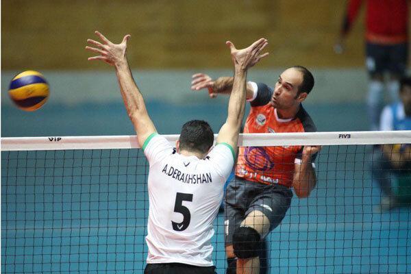 بازیکن سایپا به تیم والیبال شهداب یزد پیوست
